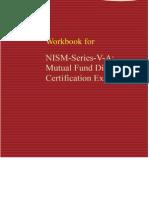 NISM Series v a Mutual Fund Distributors Workbook August 2014 Feb 2015