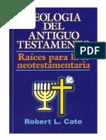 Teologia de Antiguo Testamento Robert L Cate