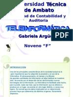 Tele Info Matic A
