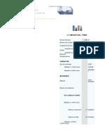 Ficha Técnica de Lineas de Transmisión REDESSUR