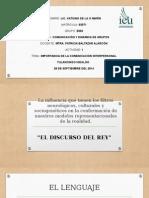 IMPORTANCIA DE LA COMUNICACIÓN INTERPERSONAL
