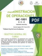 Administracion de Op-1