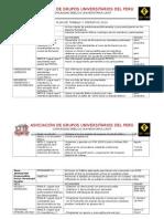 Plan de Trabajo y Operativo 2014