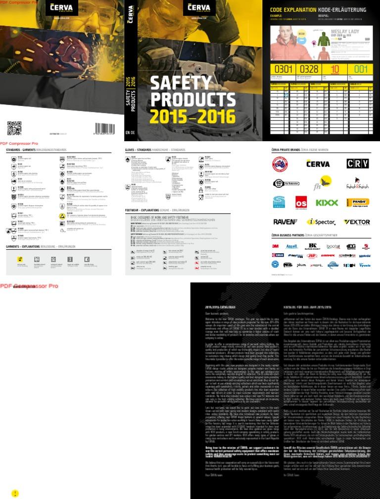2a198aa911c3ae CERVA Katalog 2015-2016 radna odjeca