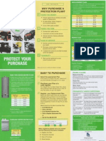 Menards Extended Warranty Service Protection Plan
