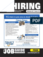 The Job Guide Volume 27 Issue 14
