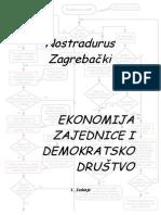Ekonomija zajednice i demokratsko društvo