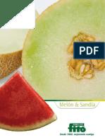 Melon Sandia 2010 - Fito Semillas