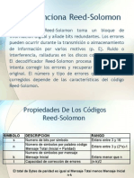 Ejemplo Aplicacion Reed Solomon
