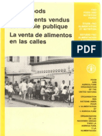 Street Food - Livro FAO Completo