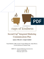 mkpd-519-second-cup-imc-plan-final