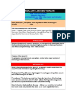 educ 5321-article review template