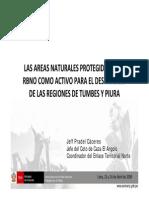 3-Las ANP de La RBNO Como Activo Para El Desarrollo de Las Regiones de Tumbes y Piura- Jeff Prade