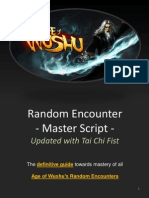 Age of Wulin ME RE Guide