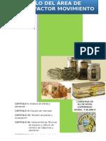 Informe v Diagrama de Gantt Diseño de Plantas
