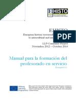 WP8 Handbook for Teacher Trainers ES 2 MH