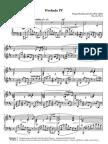 Prelude No. 4 in D Major, Op. 23