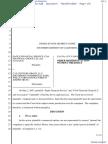 Eagle Financial Service et al v. C.I.P. Venture Group et al - Document No. 4
