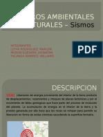 Peligros Ambientales Naturales _ Sismos