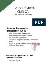 Acv Isquémico Clínica