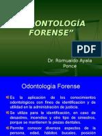 Odontologia Forense Lazaro