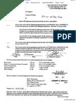 Tompkins v. Menu Foods Midwest Corporation et al - Document No. 19