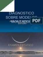 Diagnostico Sobre Modelos Montados