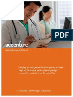Accenture Health Public Service Leading Health System Elect