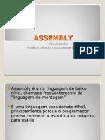 Assembly-Aula 1 Final