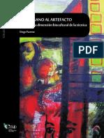 PARENTE - Del Organo Al Artefacto - Libro Completo