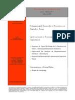 Lecturas Complementarias - Desarrollo de Proyectos Con Capital de Riesgo