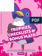 Disgaea Checklists V4