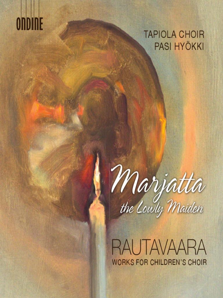 "Lorca-Sarja for mixed Chorus Einojuhani Rautavaara /""Suite/"" de lorca"