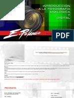 IntroducciÓn a La FotografÍa AnalÓgica y Digital