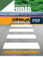 Manifiesto de Ciudad - Domingo Contreras