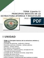 Estructura Atómica Parte i