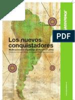 Los Nuevos Conquistadores.multinacionales.greenpeace