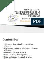 Estructura Atómica Parte II