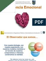 UBA FCE- AGC- Inteligencia Emocional- Clase 1