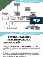 centralizacion peugeot