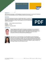 SAP Master Data Management%3a Create Customer Data