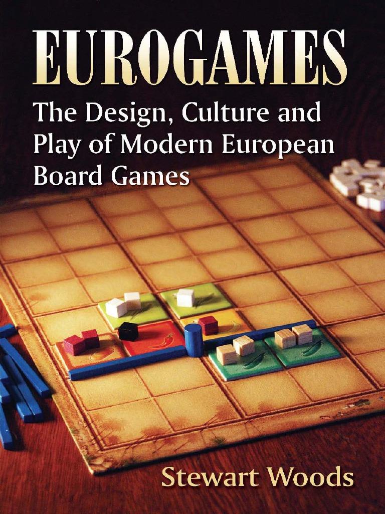 Eurogames the Design Hobbies