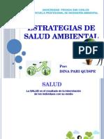 Estartegias De4 Salud Ambiental