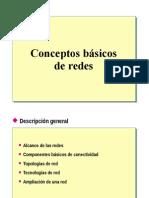 2.- Conceptos Basicos de Redes