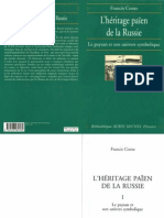 Conte Francis - L'Héritage Païen de La Russie