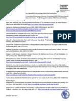 Gerontological Nutrition Reference 2014