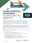 104 Dec14 Horizon Scanning Newsletter