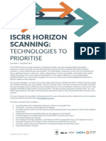 104 Dec14 Horizon Scanning Newsletter