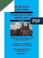 La Revolucion Abortada Nicaragua