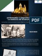 ASTRONOMÍA Y ARQUITECTURA